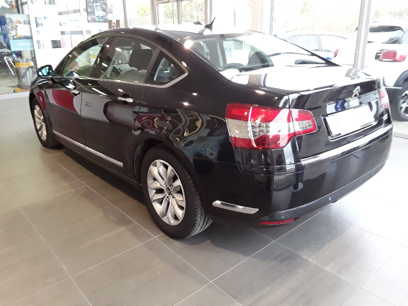 Citroën C5 2.0 HDi 160 Exclusive 46033 km 1ER MAIN